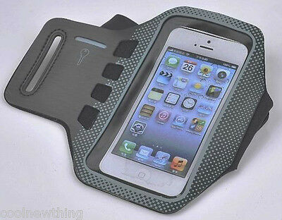Jogging GYM Sport Armband Holder Pouch Case For Apple iPhone 5 5S 5C ipod touch5