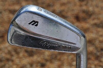 MIZUNO MP-14 6 iron FORGED MP14 RIGHT HANDED MENS LOST CLUB