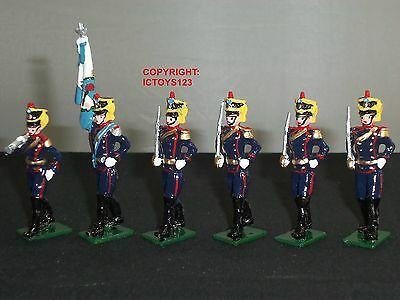 Metal Toy Soldiers Australia Marching Metal Toy Soldier
