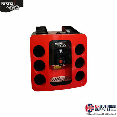 Nescafe & Go Hot Drinks Machine Coffee Machine Perfect For Shops & Cafes!