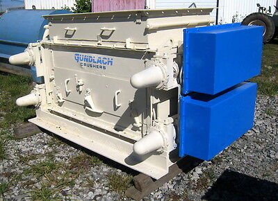 Grundlach 4 Roll Crusher Model DA56