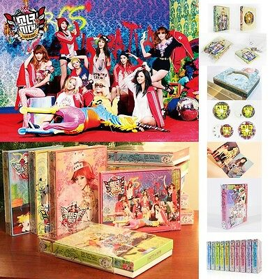 SNSD Girls' Generation NEW 4th Album I GOT A BOY Vol.4 :: CD + POSTER,KPOP,NEW