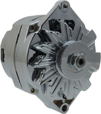 New Alternator Self Exciting 1-wire 10SI 10459509 Assembled in USA 7127SE-USA