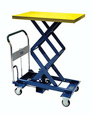 NEW Southworth Dandy Mobile High Lift Cart A350W 770lbs Capacity 4ft Lift Height