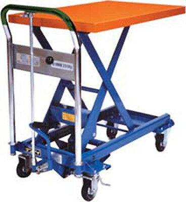 """NEW Southworth L-150 Mobile Dandy Lift Table Cart 330lbs Capacity 29"""" Height !!!"""