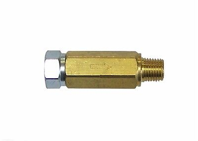 Pressure Washer Jet Wash Brass In-line Water Filter For Turbo Nozzles Etc