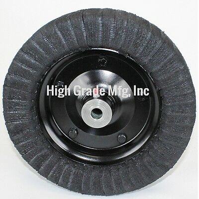 "10"" Laminated Tire For Rotary Cutters"
