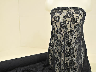 FORMAL LEGGINGS BTY PAGEANT CAMISOLES STRETCH LACE FABRIC JADE  4 WAY BRIDAL