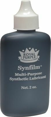 Royal Purple 02514 Synfilm Multi-Purpose Syntheic Lubricant - 2oz. - 10 Pack