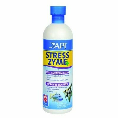 API Stress Zyme 16 oz 473 ml