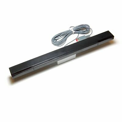 Sensor bar for Nintendo Wii U & Wii wired Infrared motion inc stand | ZedLabz