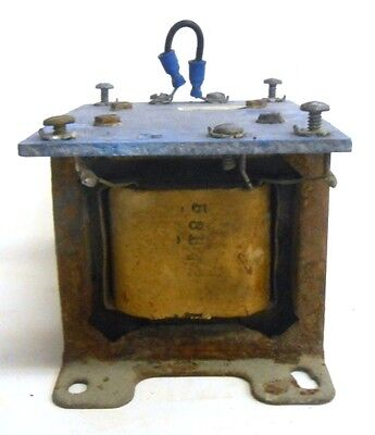 GENERAL ELECTRIC INDUSTRIAL CONTROL TRANSFORMER, 9T58B42, KVA .050, Hz 60