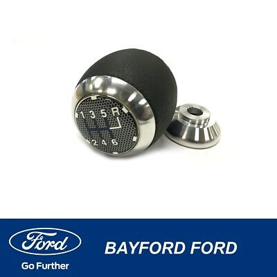 Gear Lever Knob -Suits 6 Speed Manual Gearbox For Ford Ba Bf New Genuine Part