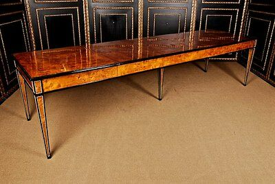 Exclusive Extendible Dining Table Biedermeier Style 1810 A-Sam-65