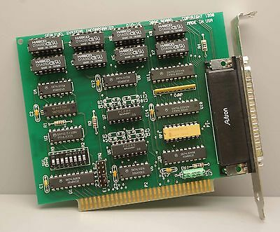 Sealevel Systems DIO-16 ISA Interface Board ++