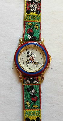 Mickey Mouse A-103 Japan Movt / Quartz