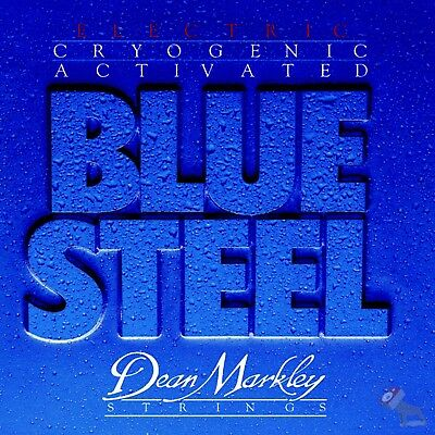 Dean Markley 2562A Blue Steel Electric Guitar Strings Medium 7-String (11-60)
