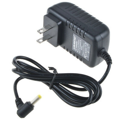 AC Adapter For Sylvania SDVD7045 SDVD7046 Portable DVD Player Charger Power Cord