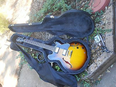 Gibson ES 335 2007 Very nice Condition WOHSC