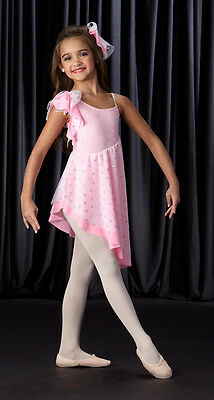 Ballet Lyrical Dance Costume Sweetest Dress Child & Adult