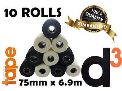 D3 Lightrip Spandex Straping Tape Good Quality (Size: 75Mm X 6.9M) - 10 Rolls