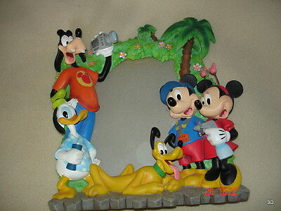 Disney Fab 5 Picture Frame Holds 5 Inch by 7 Inch Picture