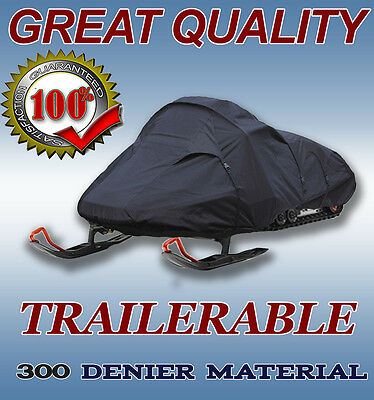 Snowmobile Sled Cover fits Yamaha Apex ER 2006 2007 2008 2009