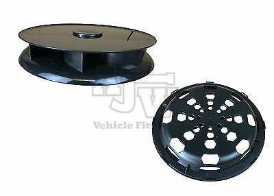 Low Profile TURBO 2 Roof Vent, Wind Powered, Extractor Dog Cat Vet Friendly