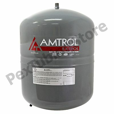 Amtrol Extrol EX-90 Boiler Expansion Tank, 14.0 Gallon Volume, #112-1