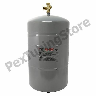 Amtrol Fill-Trol 111 Boiler Expansion Tank w/ Auto Fill Valve, 7.6 Gal, FT-111