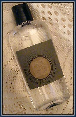 HOLY WATER FROM 7 CHURCHES - Voodoo, Santeria, Wicca, Gothic