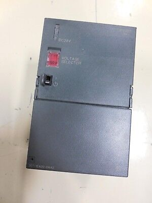 Siemens 6Es7 307-1Ea00-0Aa0 Simatic S7 Vpower Supply Used D3