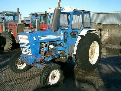 Ford Tractor Workshop CD Rom