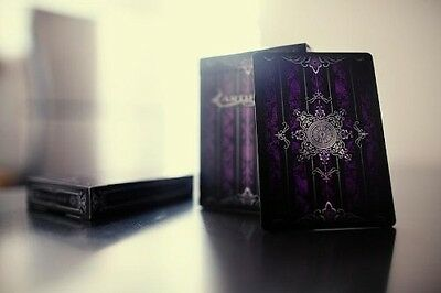 Ellusionist Artifice Deck - Purple - Second Edition - Playing Cards - New