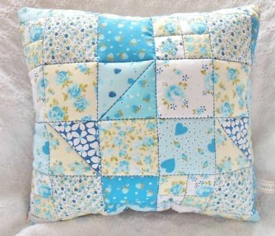 Patchwork Quilting Kit COMPLETE Kit Wadding Pins & Needles Easy! Sewintocrafts!