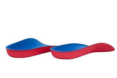 Arch Support  ¾ Orthotic Heel Spur Insole Cushion Leg Pain Fallen Arches Foot
