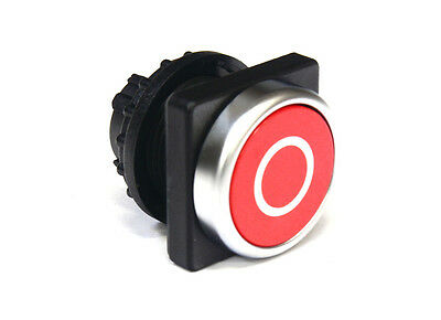 Klöckner-Moeller RMQ-22 MD-10 Actuator Red Push-Button/ Druck-Taste Schalter Rot