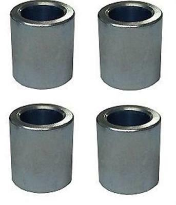 """Rod End Reducer 5/8"""" OD x 1/2"""" ID 4 PACK Heims spacer offroad 4x4 Dirt IMCA Ends"""