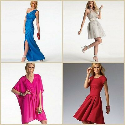 Easy Mccalls Sewing Pattern Misses Plus Size Dress With Length