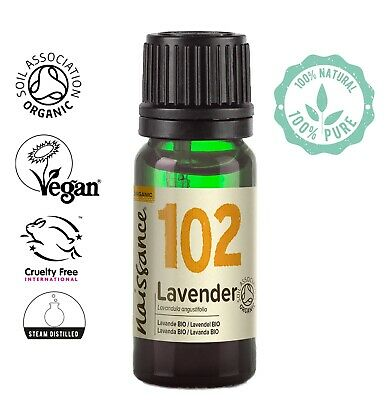 Naissance Lavender Fine Certified Organic Essential Oil Use in Aromatherapy