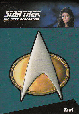 Star Trek TNG Complete (2012) Pin CP4 210/300 Relic