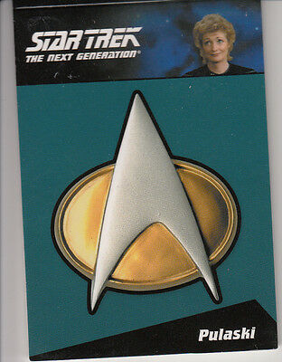 Star Trek TNG Complete (2012) Pin CP10  205/300 Relic