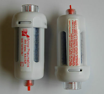 """DD-1008 1/4""""  In-Line Disposable Desiccant Compressed Air Dryer (pack of 2) #"""