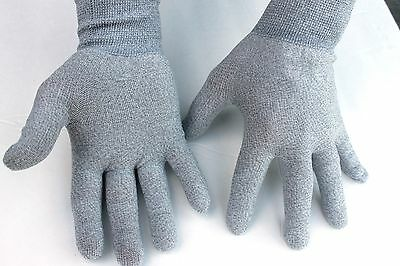 5 pairs ESD Anti-Static perfect fit Gloves (Size:L)
