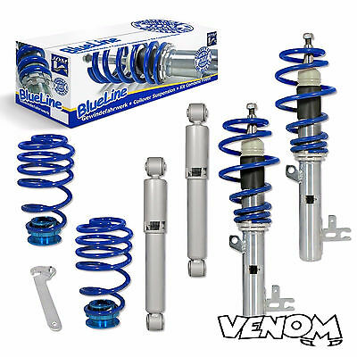 JOM BLUELINE Coilovers Kit Vauxhall Astra H (Mk5) All Engines 741024