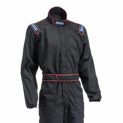 Sparco Suit Mechanic MX-3 size M BLACK, CHEAP DELIVERY WORLDWIDE Overall