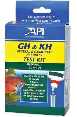 Api Gh & Kh Test Kit Tropical,cold Water And Ponds