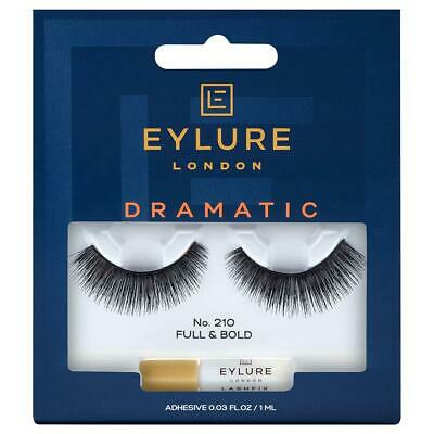 Eylure Naturalites DOUBLE LASHES With Glue Natural Hair - Choose from 6 Styles!