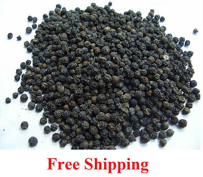 Black PEPPER Whole 50g, 100g,200g,500g,1000g, Packets Spices peppercorns