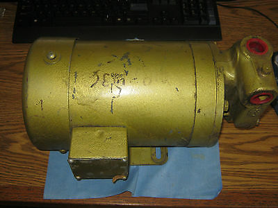 Aurora Pump / Turbine Pump Model: G03-AB.  New Old Stock.  No Box <